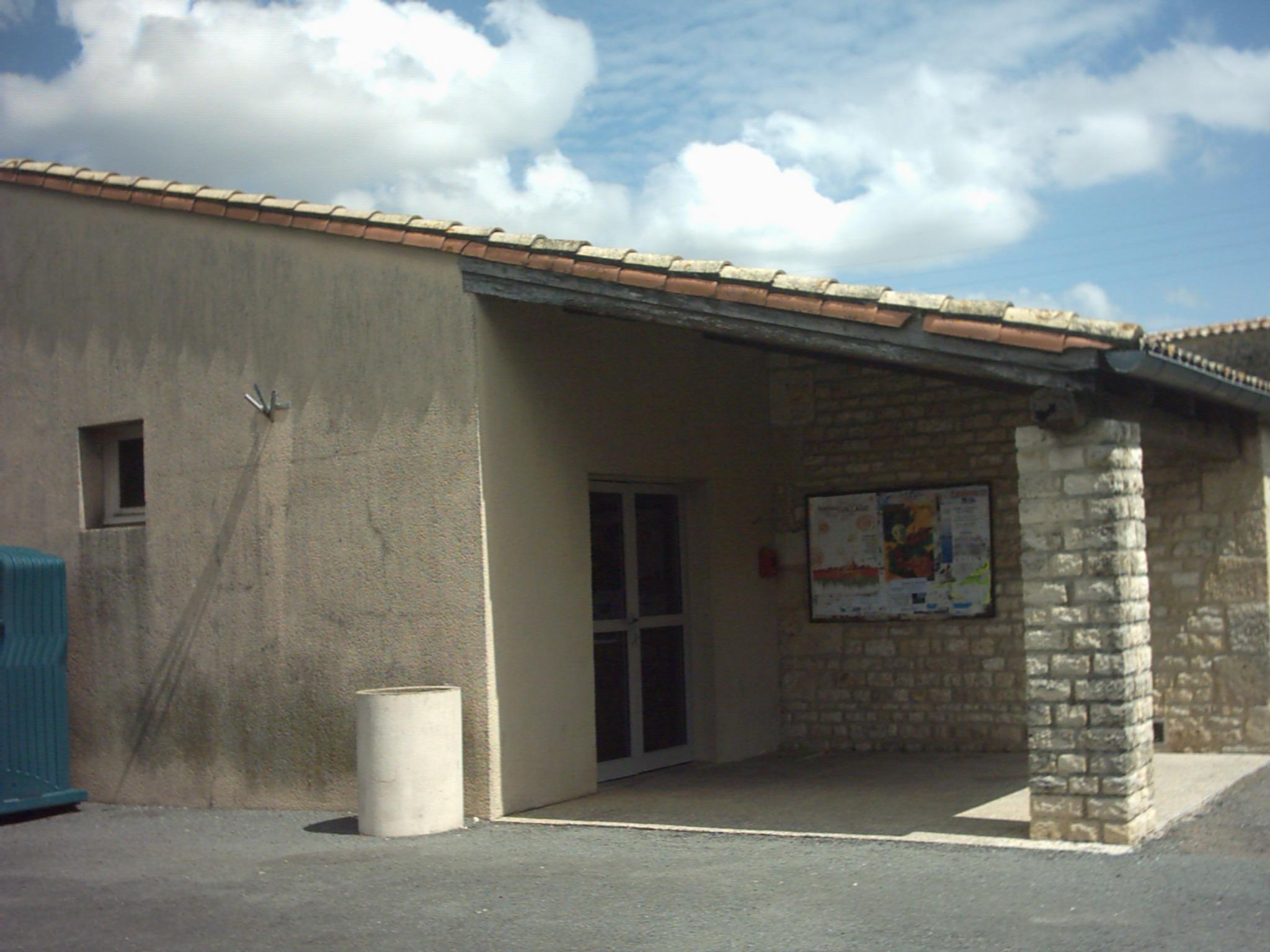 Salle des fêtes Verrines-sous-Celles