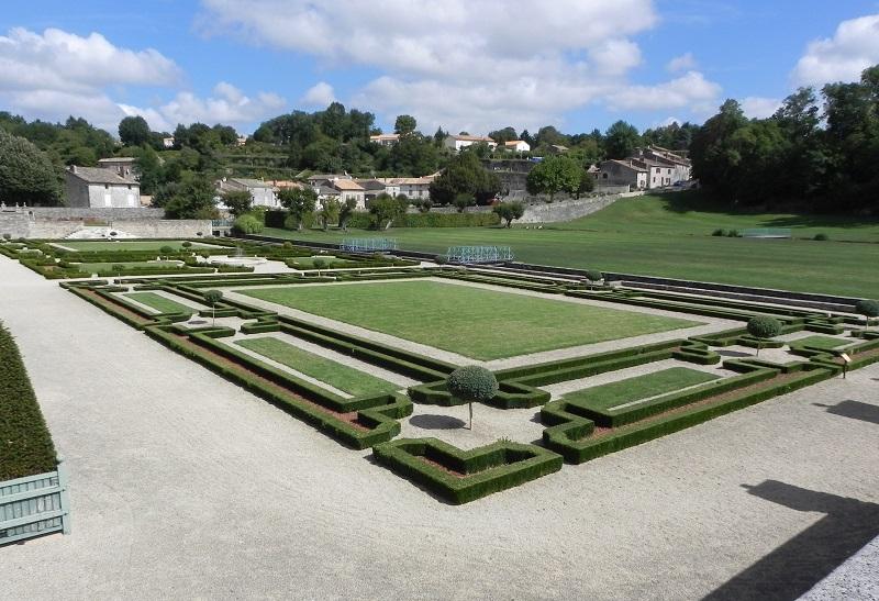 abbaye jardins